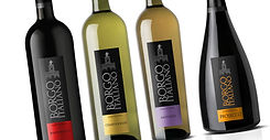 Grafica etichette Vino