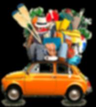 FIAT 500 CAMPING LAGO MAGGIORE
