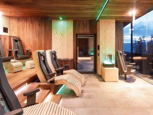Il nuovo modo di vivere la sauna secondo Physiotherm.