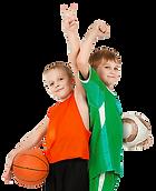 Bimbi calcio e basket