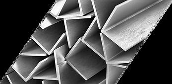 Profili angolari uguali Ocat Alluminio