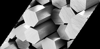 Barre esagonali Ocat Alluminio
