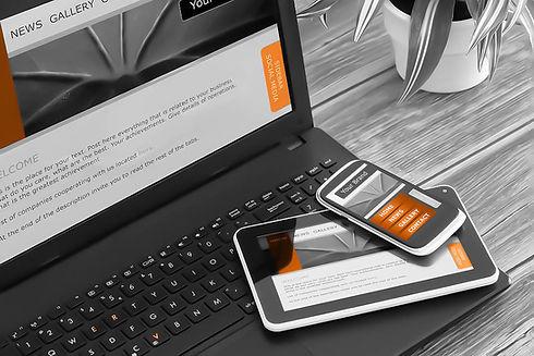 Web design - Revestudio