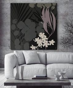 Lapisnoir Botanical Black Flowers.jpg