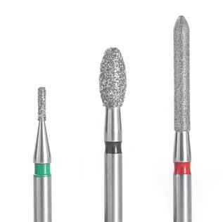 Frese diamantate - Attacco FG