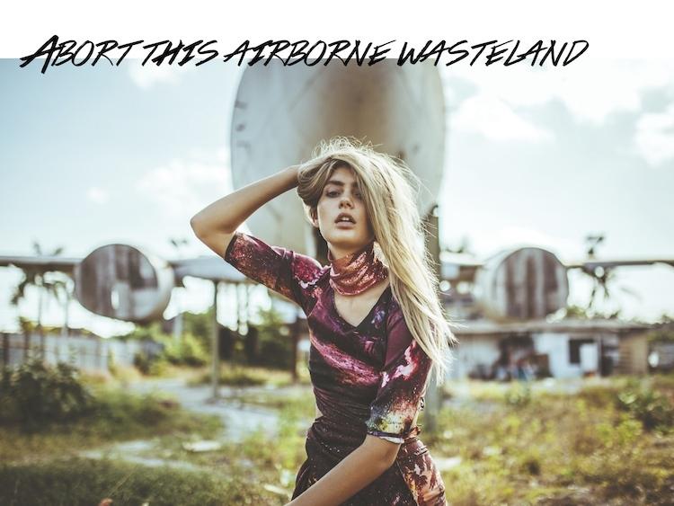 Airborne Wasteland