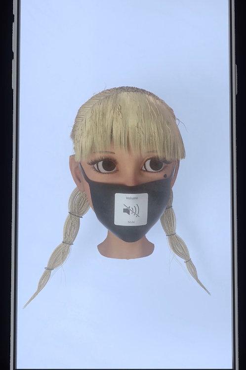 #IGvolumegang Masks