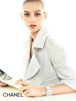 CHANEL Watch  Campaign