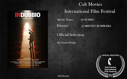 Elena Maro  Awards Film Composer Award Winning Score