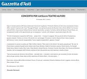 ELENA MARO SINGER CONCERT ORCHESTRA SINFONICA DI ASTI