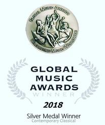 GLOBAL MUSIC AWARDS_ ELENA MARO_ DOCUMENTING STORIES< DOCUMENTING LIVES_ MUSIC FOR DOCUMENTARIES