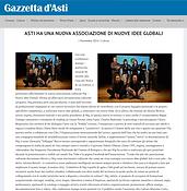 ELENA MARO THEATRE ASTI ITALY NIG NUOVE IDEE GLOBALI