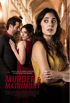 MURDE AND MATRIMONY POSTER