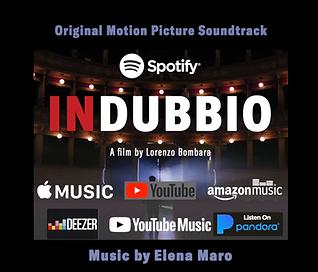 IN DUBBIO ORIGINAL SOUND TRACK ELENA MARO .png
