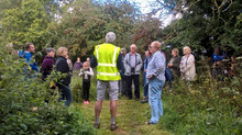 Official Opening of Sustead Common