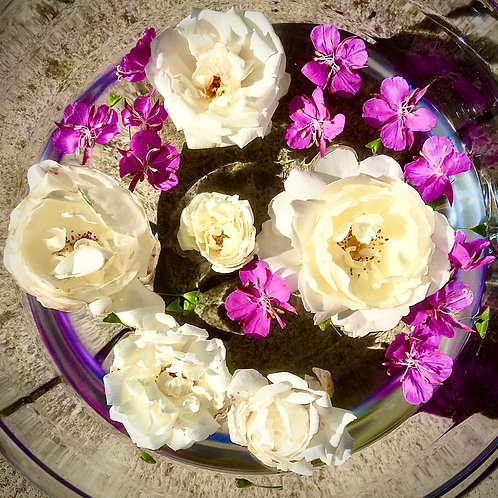 Heart Chakra Floral Essence, 30ml