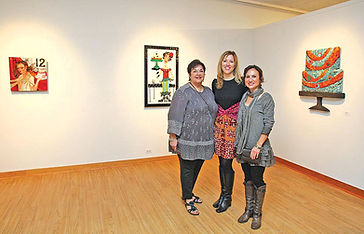 Just Desserts: Janice Charach Gallery