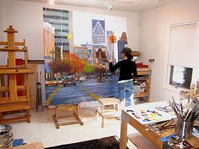 Detroiter Artist Spotlight - Darcel Deneau