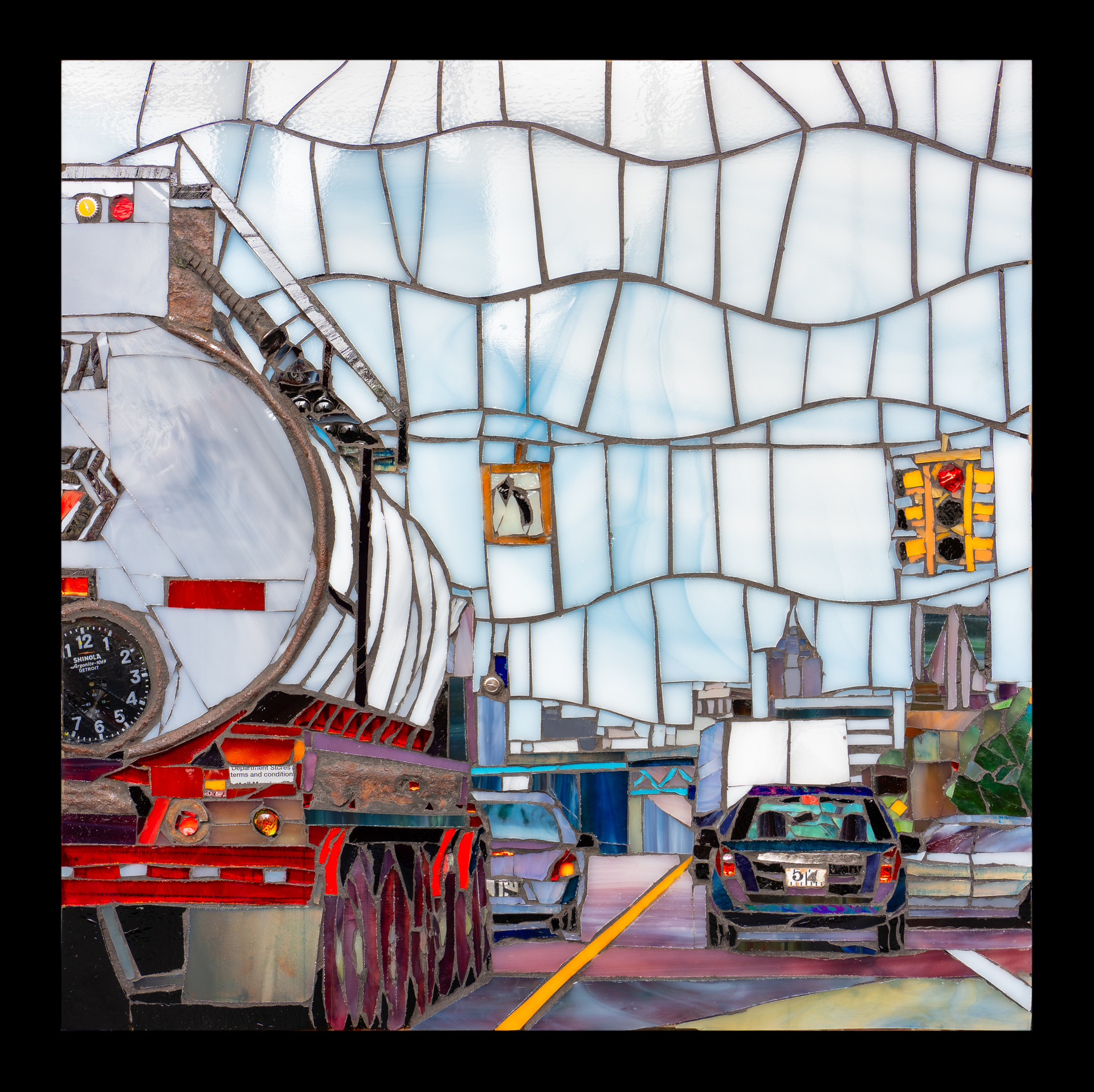 Fort Street Traffic