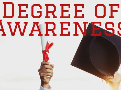 Degree of Awareness