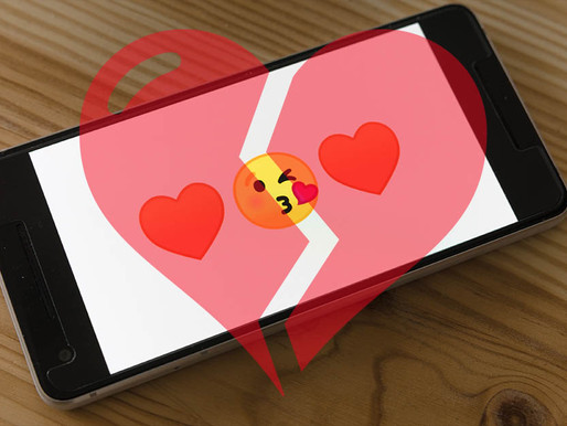 The heartbreak of online dating scams