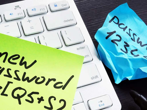 Top tips for World Password Day