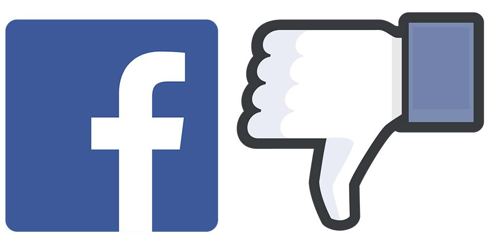 Thumbs down for another Facebook data breach revealing personal information.