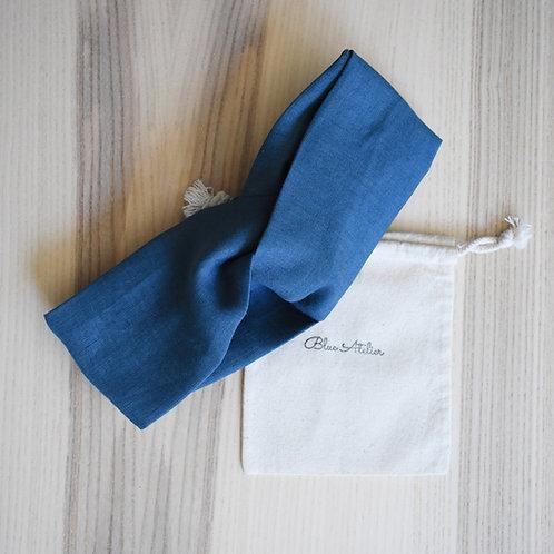 Bandana Teal Blue