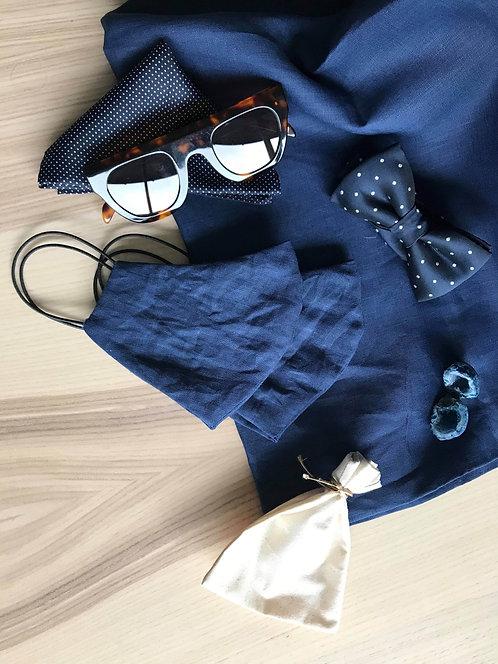 Plain collection, Linen Blue