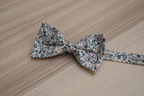 Bow tie, Spring collection, Bluebells