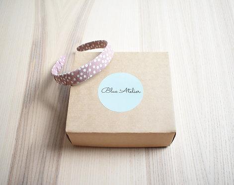 Headband, Dots collection, Romy