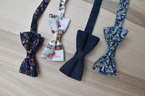 Bow Tie : It's all about french and fashion