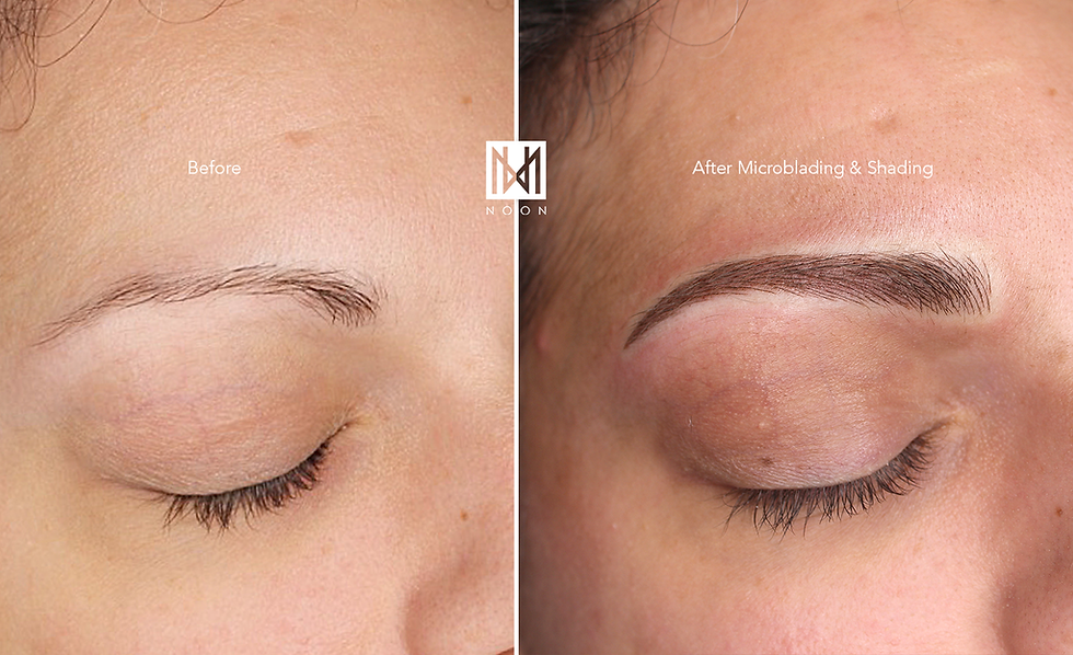 Best Eyebrow Microblading In New Jersey Noon Micropigmentation