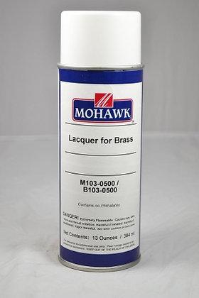 M103-0500 Lacquer For Brass (aerosol)