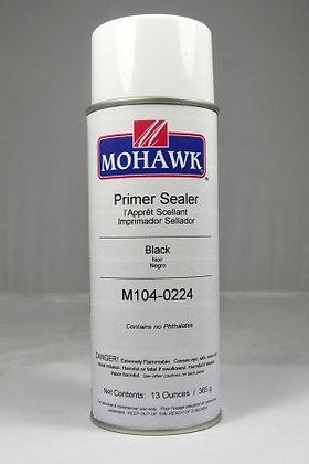 M104-0224 Black Lacquer Enamel / Primer Sealer (aerosol)