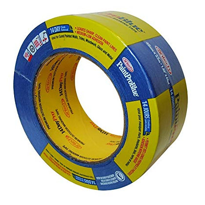 "Paint Pro Blue Masking Tape (1 1/2"")"