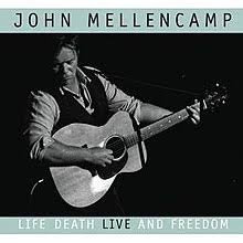 John Mellencamp - Life Death LIVE and Freedom (cd)