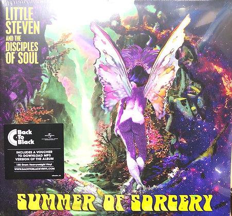 Little Steven & Disciples of Soul - Summer of Sorcery (2 vinyl lp)