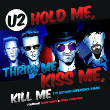 U2 - Hold Me Thrill Me Kiss Me Kill Me (vinyl ep)