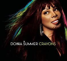 Donna Summer - Crayons (cd)