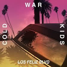 "Cold War Kids - Los Feliz Blvd (10"" EP)"