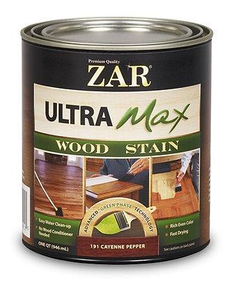 Zar Ultra Max Stain (1 qt.)