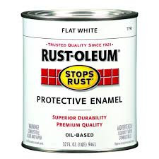 Rust-Oleum Protective Enamel - 8 oz.