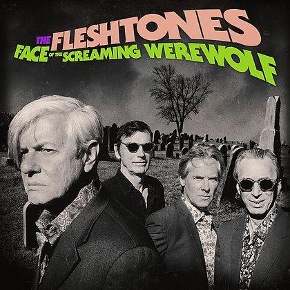 Fleshtones - Face of the Screaming Werewolf (vinyl lp)