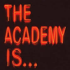 The Academy Is... - Santi (cd)