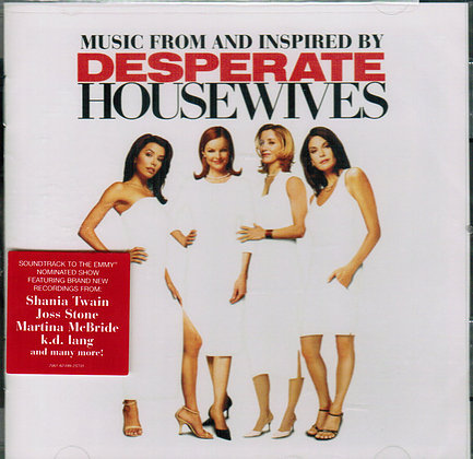 Desperate Housewives (cd)