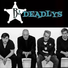 Bo Deadlys - Vol. 1 or Vol. 2 (cd/ep)