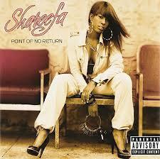 Shareefa - Point Of No Return (cd)
