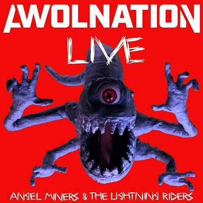 Awolnation - Live (vinyl records)