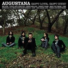 Augustana - Can't Love, Can't Hurt (cd)